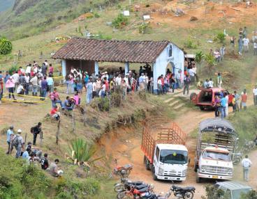 Conmoción por masacre de indígenas en el norte del Cauca