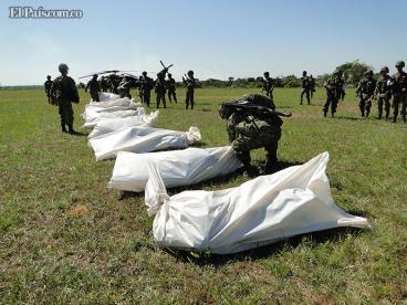 Fuerzas Militares dan muerte a  35 guerrilleros de las Farc en el Meta