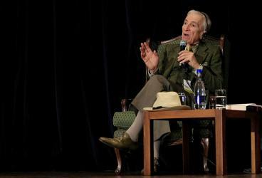 Gay Talese, invitado de honor a la Feria del Libro de Bogotá