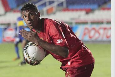 América de Cali remontó y rescató un empate ante Depor FC por Copa Postobón