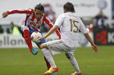 Real Madrid goleó al Atlético de Madrid con tripleta de Cristiano Ronaldo