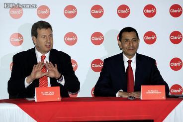 Comcel y Telmex oficializan su unión y ahora son Claro