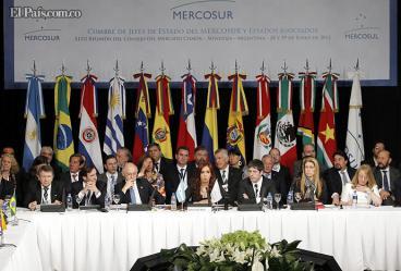 Más grietas dividen a los países que conforman el Mercosur