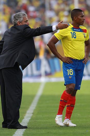 Lista la convocatoria de selección Ecuador para enfrentar a Bolivia y Paraguay