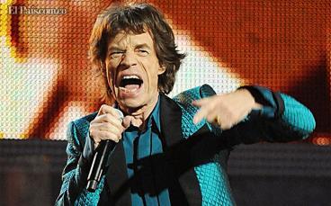Mick Jagger, ícono de los Rolling Stones, cumple 69 años