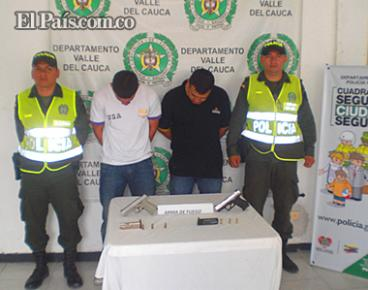 Capturan en Cartago al cabecilla de 'los Motatos'
