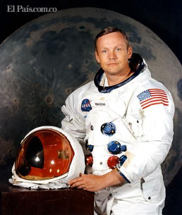 ¿Quién fue Neil Armstrong, primer hombre en pisar la Luna?