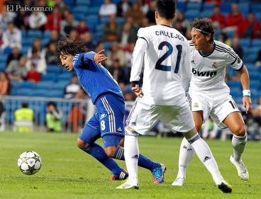 Real Madrid goleó a Millonarios 8-0 en el 'Santiago Bernabéu'