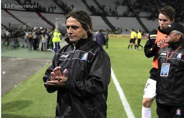 """""""No hay argumentos para mi salida del Once Caldas"""": Ángel Hoyos"""