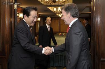 Colombia negociará un Tratado de Libre Comercio con Japón en el 2013