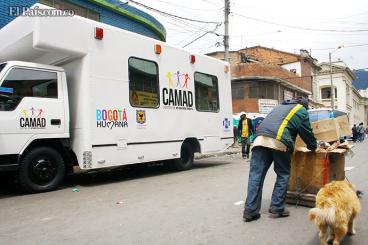 Abren primer centro de atención para drogadictos en Bogotá