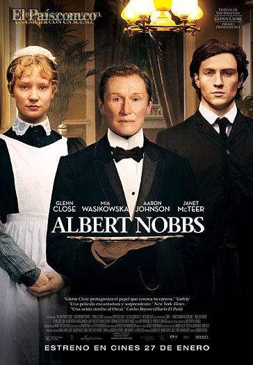 Glenn Close: de Cruela De Vil al mayordomo Albert Nobbs