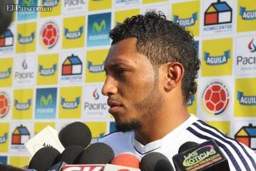 Carlos Valdés se prepara para ser titular con la Selección Colombia