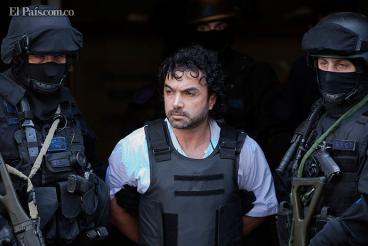 Con la captura de 'Mi Sangre', ya son siete los capos del narcotráfico que han caído en el 2012