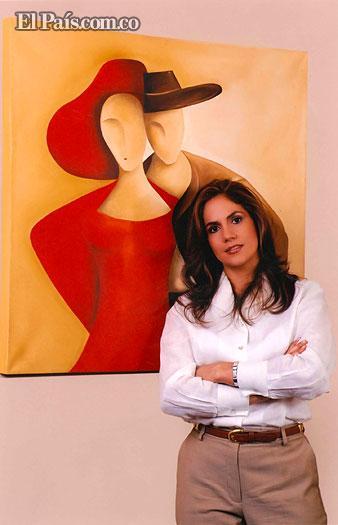 María Fernanda Cuartas, una caleña entre los pintores más importantes del mundo