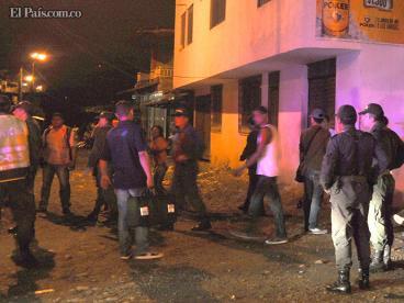 Cinco muertos en tres días en el puerto de Buenaventura