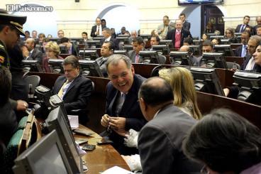 Alejandro Ordóñez fue reelegido como Procurador General de la Nación