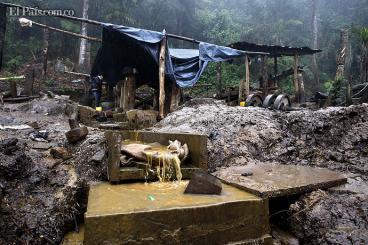 Autoridades alertan por reactivación de minería ilegal en Farallones de Cali