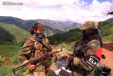 ELN no se sumará por ahora al proceso de paz: presidente Santos