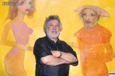 Conozca a las mujeres del artista vallecaucano Leonel Góngora, polémicas y admiradas