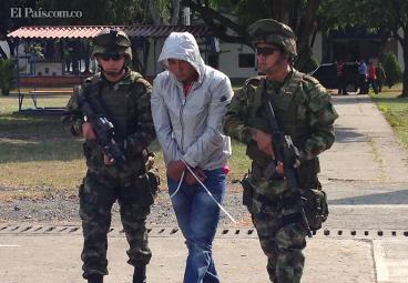 Capturan en Restrepo a alias Gandhi, cabecilla del Cartel del Norte del Valle