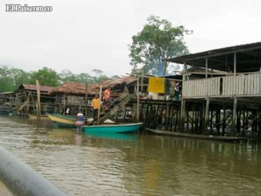 A 600 se elevó el número de desplazados del Litoral del San Juan