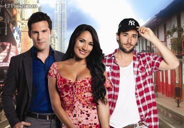 La nueva telenovela 'Allá te espero' muestra la realidad del desplazamiento en Colombia