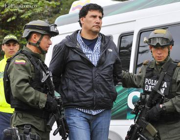 Capturan a extorsionista de las Farc en Bogotá