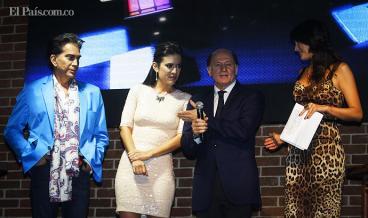 Fernán Martínez, de mánager a juez en el concurso de baile 'La Pista'