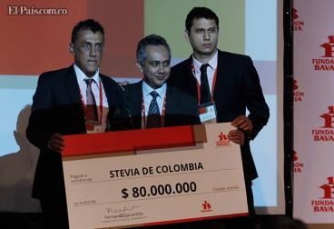 Fundación Bavaria premió a dos emprendedores del Valle del Cauca