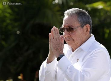 Raúl Castro saca a relucir tema de su retiro de la presidencia de Cuba