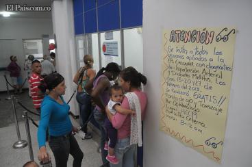 Hospital Carlos Carmona, en oriente de Cali, está cercado por la violencia de pandillas