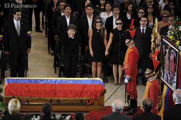 La 'revolucionaria' fortuna que le dejó Hugo Chávez a su familia