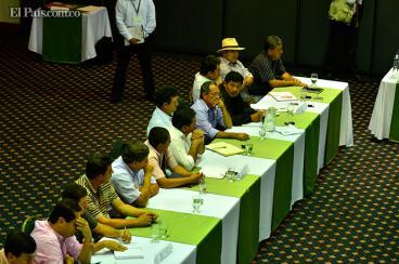 Gobierno y cafeteros, cerca de un acuerdo para poner fin al paro nacional