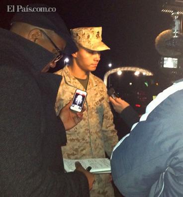 Tres muertos deja balacera en una base de la Marina de Estados Unidos
