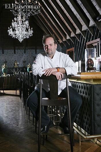 Así es Harry Sasson, el chef más famoso de Colombia