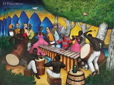 Pintor Diego Pombo exhibirá sus obras en el Museo Rayo de Roldanillo