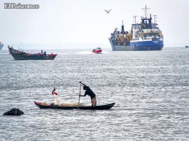 La pesca en el Pacífico colombiano se encuentra entre la riqueza y el olvido