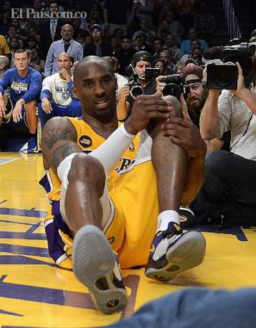 ¿Cómo será la vida  sin Kobe Bryant?