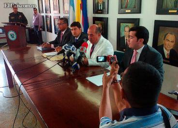 Gobernador del Valle, Ubeimar Delgado, firmó la cancelación del contrato con Puro Colombia