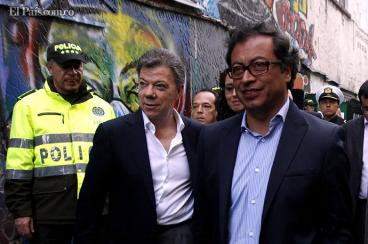 Santos ordena acabar en 60 días con 'ollas' detectadas en ciudades de Colombia