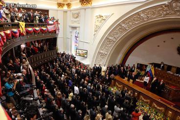 Nicolás Maduro anuncia su nuevo equipo de Gobierno