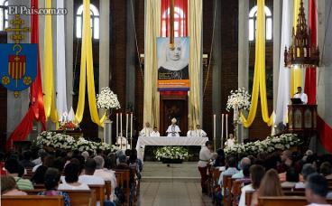 Colombia está de fiesta por canonización de la madre Laura, su primera santa