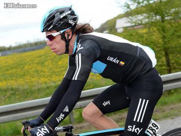 Rigoberto Urán va por más en el Giro de Italia