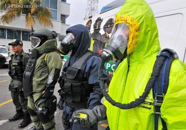 Cali refuerza medidas de seguridad  para sus tres grandes eventos