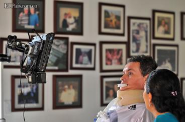 Raúl Ordóñez, el sparring de André Agassi