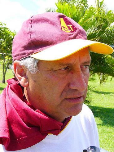 Luis Augusto 'Chiqui' García, en el sonajero para dirigir al Tolima