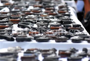 Primeras capturas en 'carrusel de armas' en la Tercera Brigada