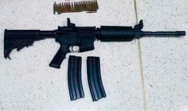 Decomisan armamento en municipios de Valle y Cauca