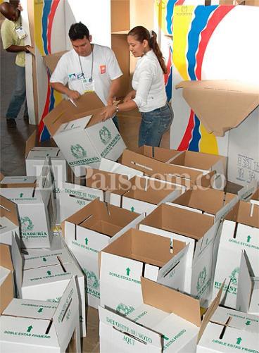 Ya hay 302 candidatos inscritos a Cámara y Senado para próximas elecciones